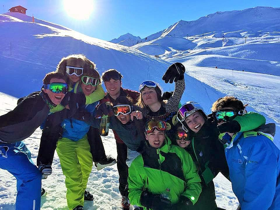 Gap Year Ski Instructor Training Program