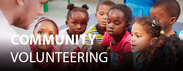 community volunteering
