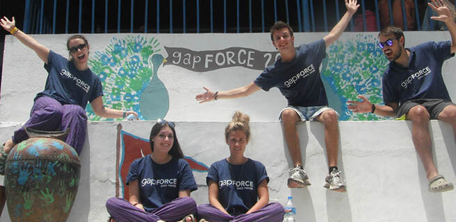 Gapforce Gap Year Programs