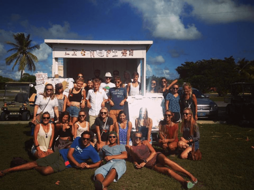 Bahamas Volunteers