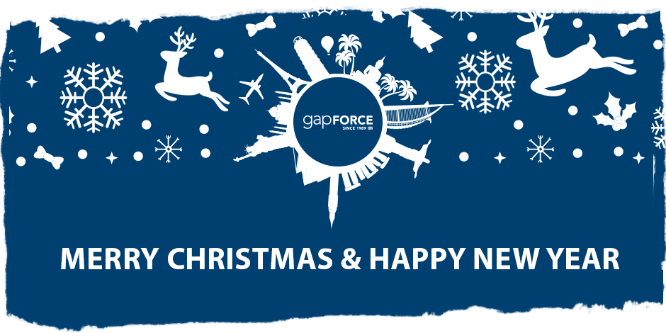 Merry Christmas from the Gapforce Team