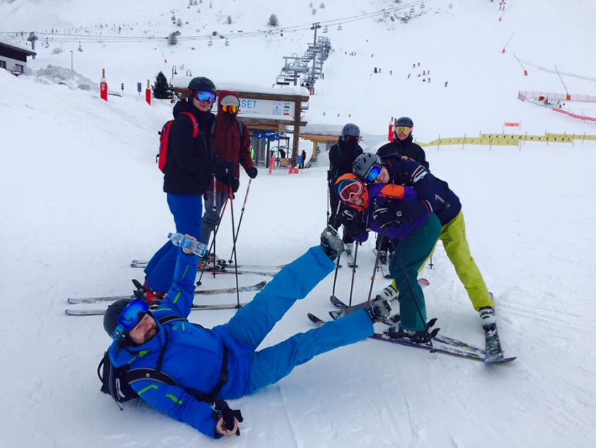 Gap Year Ski Instructor Course in Tignes