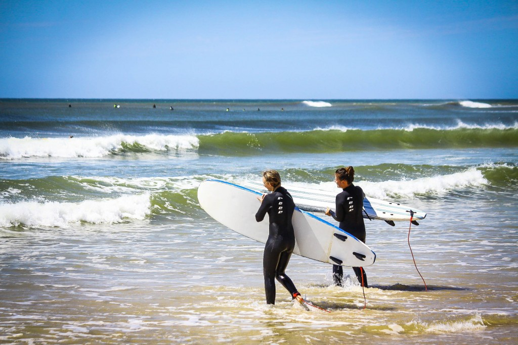 Surfing in South Africa on our Gap Year