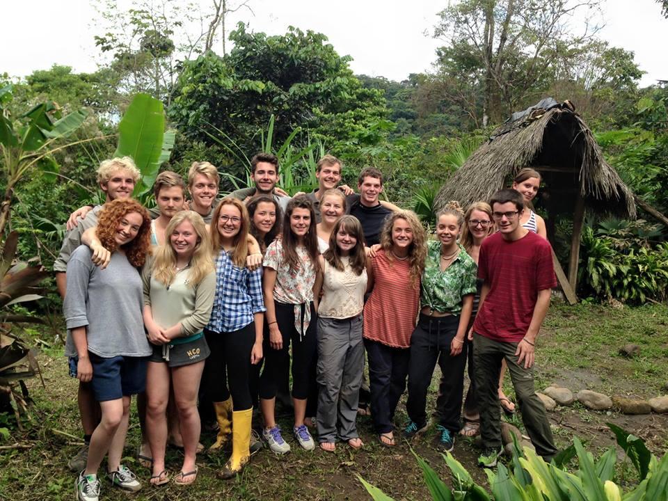 Adventure Gap Year in South America