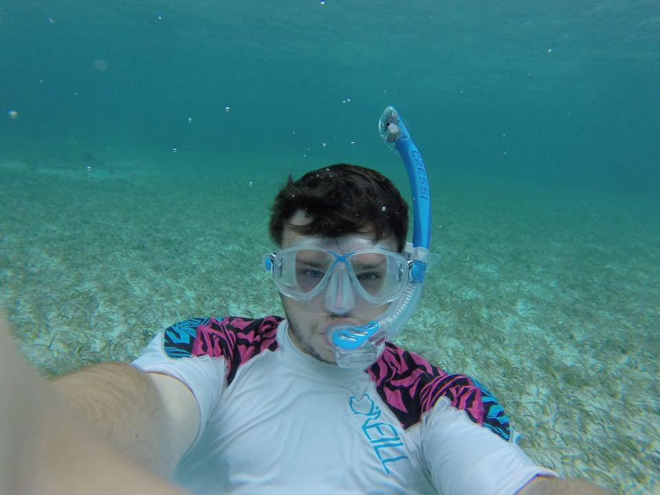 Diving in The Bahamas Gap Year