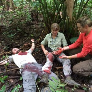 Jungle Medical Training