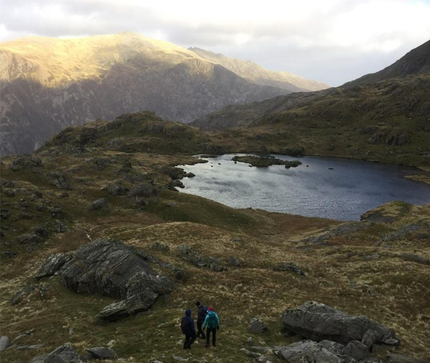 Mountain Leader Training in Wales