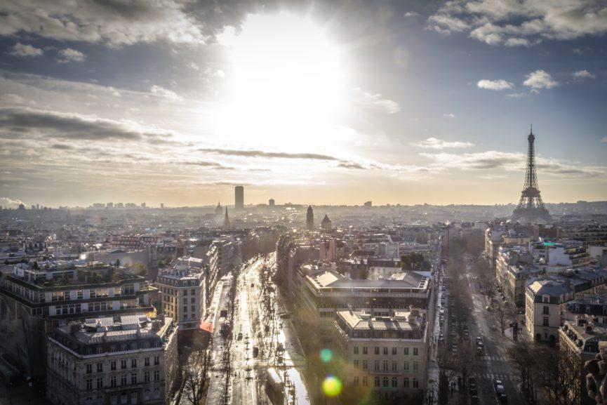 Europe Tour Paris