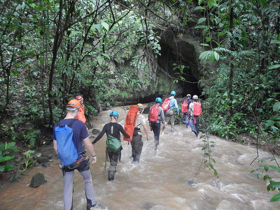 Trekforce Expedition Leader Training© Gapforce