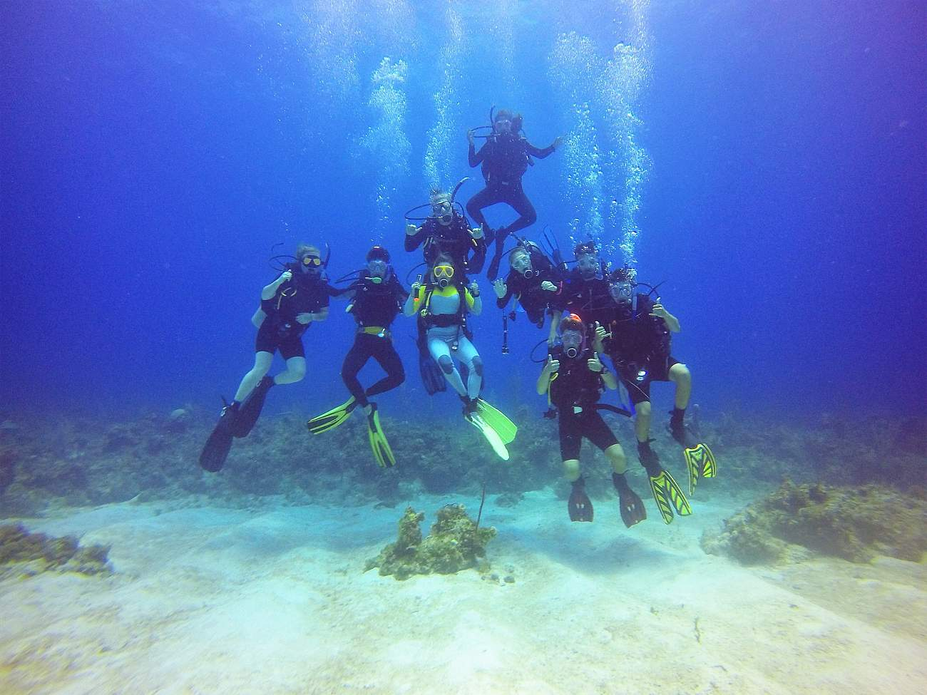 Expedition and Dive Instructor Training© Gapforce