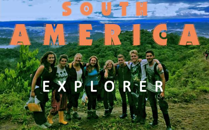 South America Explorer - Gap Year Program