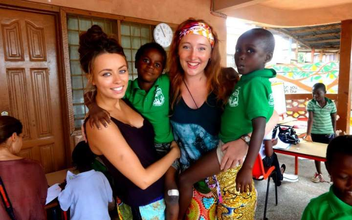 Ghana Kinderbetreuung & Sports Coaching - Gap Year Program