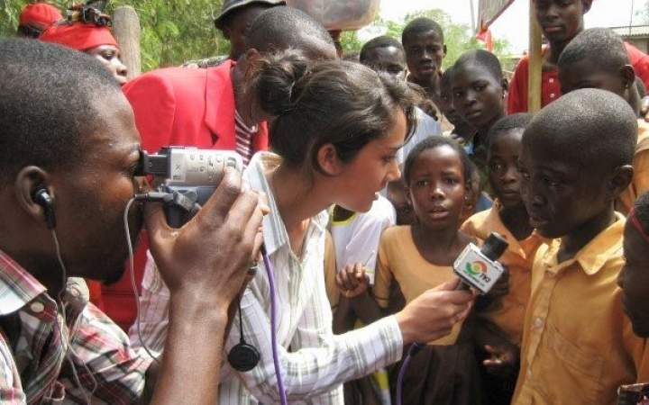 Ghana Journalism Internship - Gapforce program