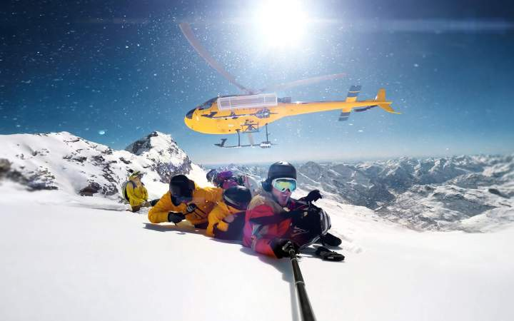 Skiforce Ski Instructor Training Course - Gap Year Program