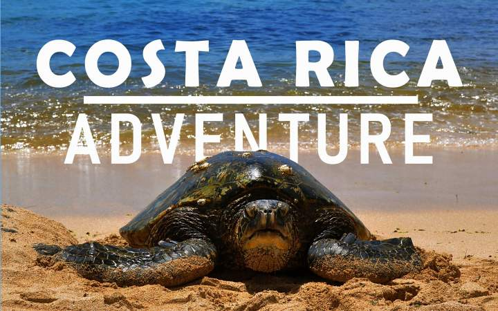 Costa Rica Adventure - Gap Year Program