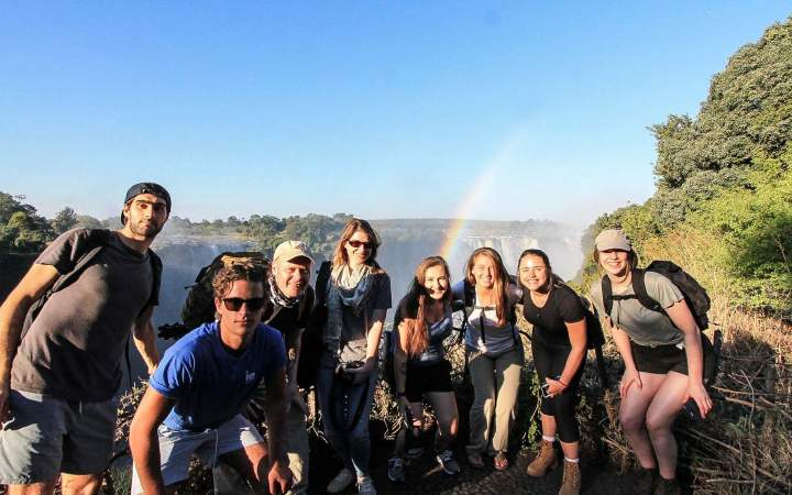 Wildlife Conservation - Victoria Falls - Gap Year Program