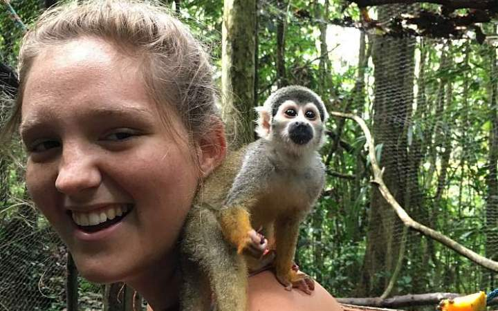 Amazon Wildlife Rescue - Ecuador - Gap Year Program
