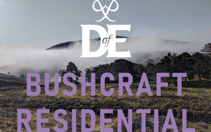 Gold DofE Residential - Bushcraft & Survival - Gap Year Program